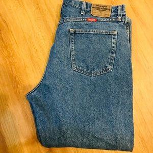 Wrangler 40x30 Regular Fit Jeans